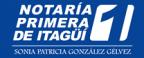 Notaria 1 de Itagui